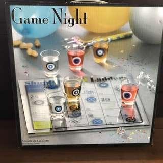Game Night drinking board game