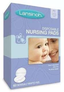 Lasinoh disposible nursing pad (60)