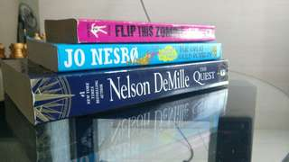 BOOK BUNDLE FOR ONLY 100 PESOS