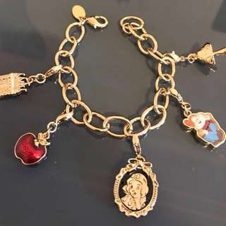 Disney Couture Snow White Charms