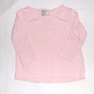 Charity Sale! Authentic Emerson Junior Size 2 Babies Long Sleeve Cotton Shirt