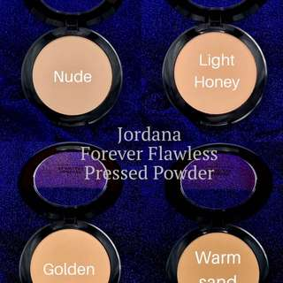 [Authentic] Jordana Forever Flawless pressed powder