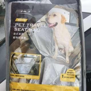 🚚 新式車用寵物保護椅套