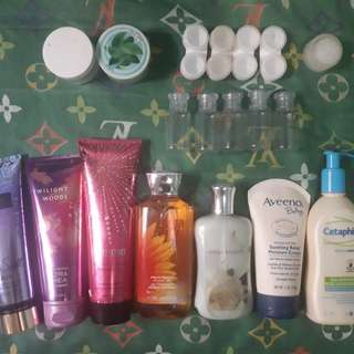 Body Lotions