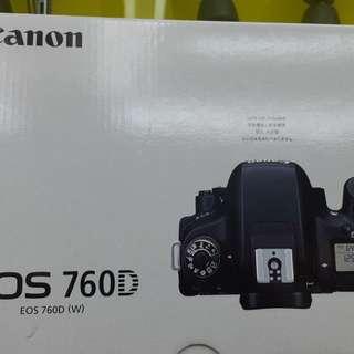 Camera canon eos 760D Bisa cicilan proses hanya 3 menit