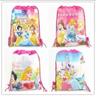 Disney Princess Drawstring Bags