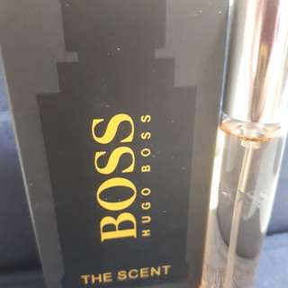 Hugo Boss pocket Perfume 20ml