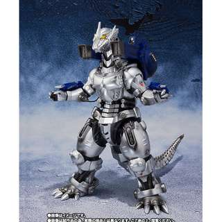 PO: Bandai Tamashii Exclusive - S.H.Monster Arts - MFS-3 Kiryu Mechagodzilla Final Battle Ver.