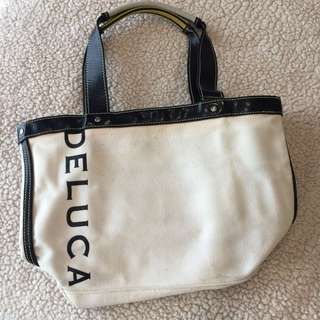 Dean and Deluca Canvas Tote
