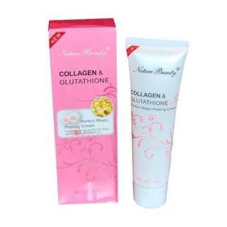 Collagen and Glutathione