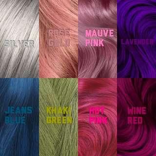 120ML 3D Korea Professional Hair Color Cream