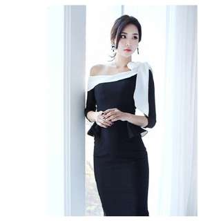 GSS1619 EVENING-DRESS(Instock)