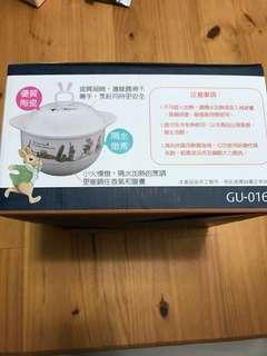 🚚 優質陶瓷 安妮兔蒸燉盅 1.5L rabbit anny