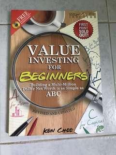 Millionaire investor - value investing