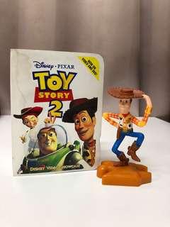 🚚 胡迪 玩具總動員 早期 麥當勞 玩具 絕版品 少量 罕見