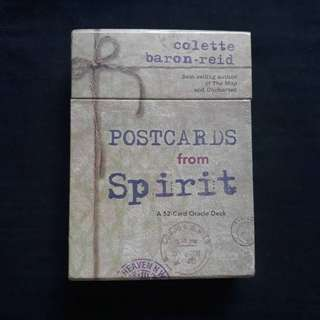 Postcard From Spirit (Oracle Cards)