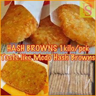 McDonald's Hashbrown