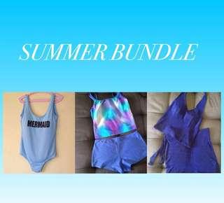MERMAID SUMMER BUNDLE!!!