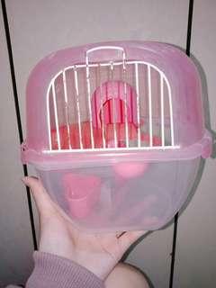 倉鼠 隨身籠 蘋果屋