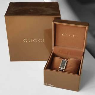 Authentic Gucci Tornabuoni Ladies Watch