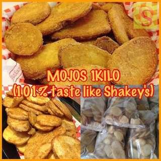 Shakey's Mojos