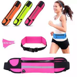 RUNNING WAIST BELT BAG