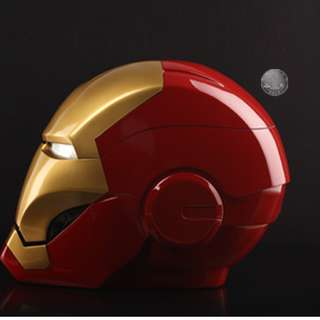 IRONMAN HELMET-PIGGY BANK