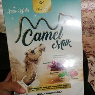 Nealish Camel Milk