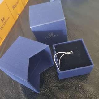 Swarovski gift box for rings