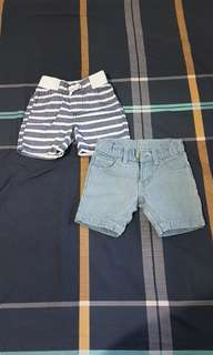 Baby Boy Bundle Shorts