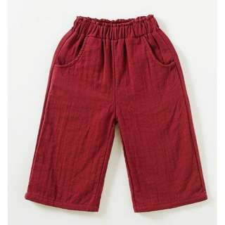 Flax Wide Pants