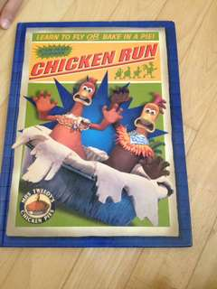 Chicken run book