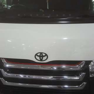 Hiace grill for sale