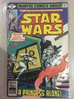 Marvel Star Wars #30 1979