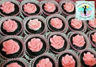 Bestseller: Moist Belgian Chocolate Cupcakes for Party Giveaways or Dessert Buffet