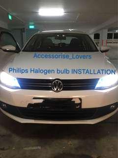 White headlight bulb Philips Xtreme vision plus THE ONLY LTA APPROVED WHITE BULB.   H3  , H4 , H7 , H11, 9005 , 9006,  Instock      ( Honda, Toyota,Subaru,Volkswagen,Mitsubishi,Nissan,Mazda,Suzuki,Opel,peugeot,kia,Hyundai)