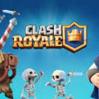CHEAP Clash royale accounts