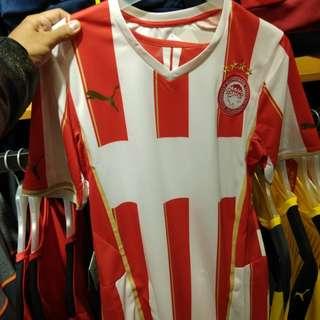 Jersey Olympiacos Original Baru