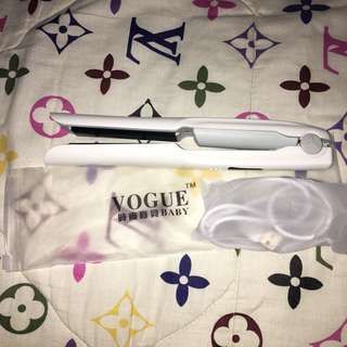 Catok portable merk Vogue