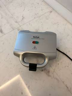 Tefal Sandwich Maker (Used)