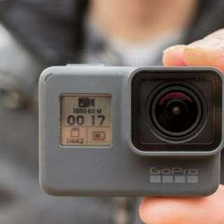 Camera Go Pro Hero 6 Garansi Tam Free Memori Bisa Cicilan