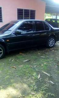 Honda accord berlian sm4 last model