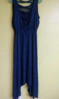 Long dress laces