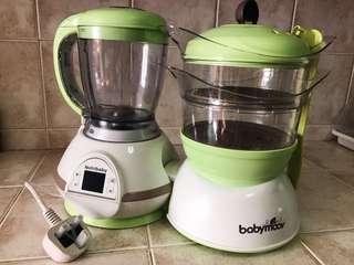 Babymoov Nutribaby 5-in-1 Baby Food Maker