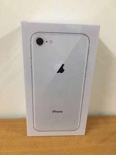三豬3C new IPhone 8   256G   silver