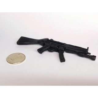 1:6 兵人 MP5 Navy 戰損版 可拆彈㘡 衝鋒隊