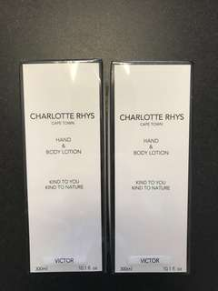 Charlotte Rhys Hand & Body Lotion *Cape Town*