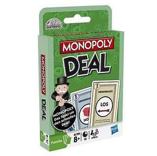 地產大亨紙牌交易遊戲基本版