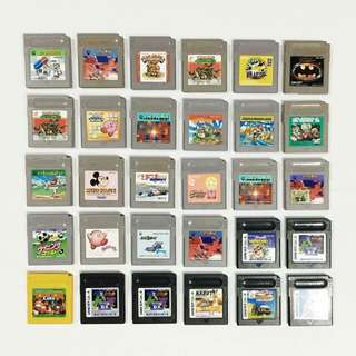 Gameboy Tapes