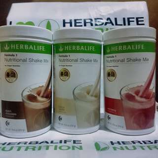 Herbalife Products + Coaching